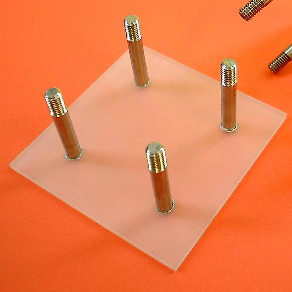 Examples Of Soldered Applications With Ultrasonic